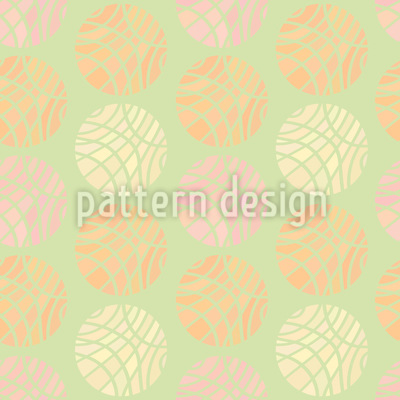 Round And About Pattern Design