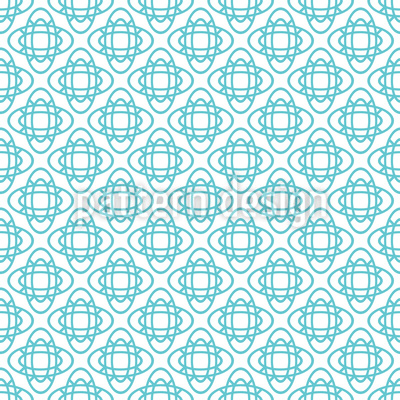 Klassische Ovale Vektor Design