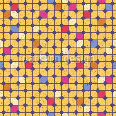Geometrische Schönheit Musterdesign