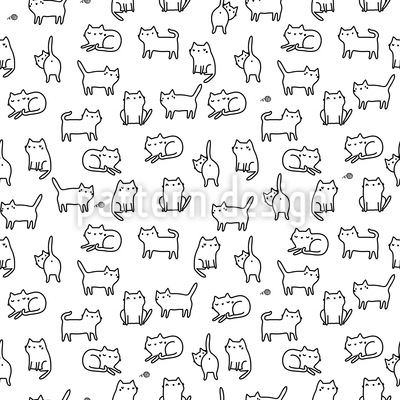 Sweet Kittys Design Pattern
