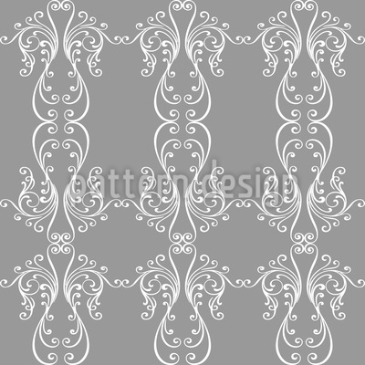 Elegance of the 1920s Seamless Pattern