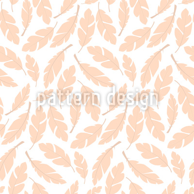 Pillow Feathers Seamless Pattern