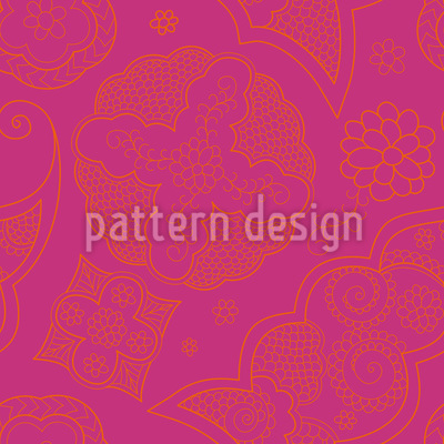Henna Extreme Vector Pattern