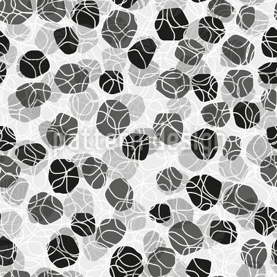 Fallende Steine Designmuster