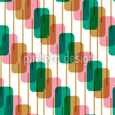 Lollypop Parade Pattern Design