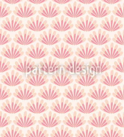 Professional Rose Seamless Vector Pattern Design