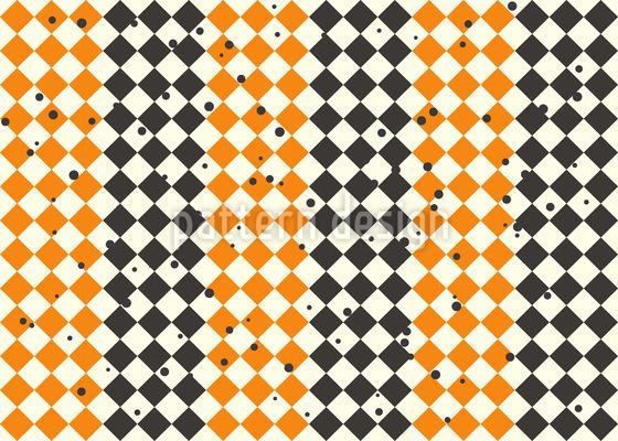 Chess Geek Pattern Design