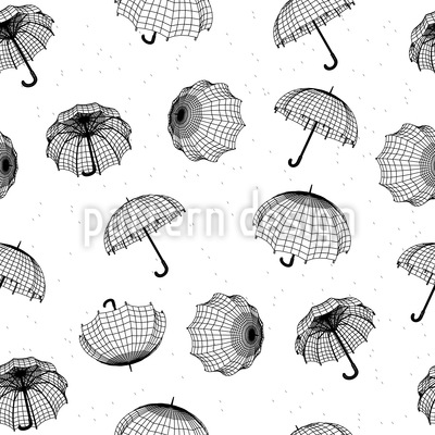 Umbrella Vector Pattern