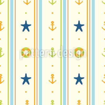 Urlaub Am Meer Vektor Design