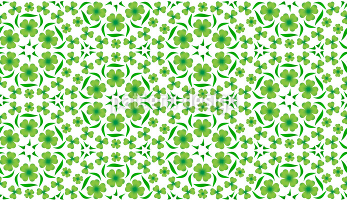 Lucky Clover Dance Pattern Design