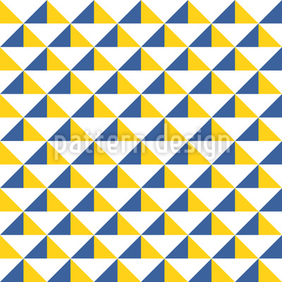 Triangle Sgraffito Seamless Pattern