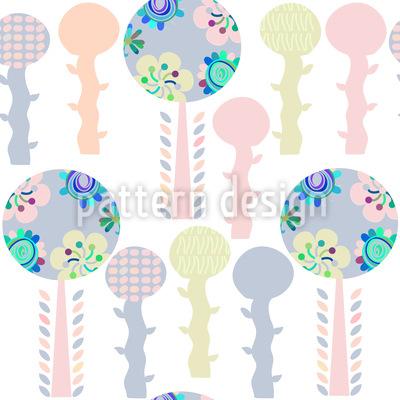 Märchenbäume Designmuster
