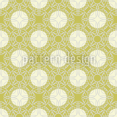 The Second Appearance Seamless Vector Pattern