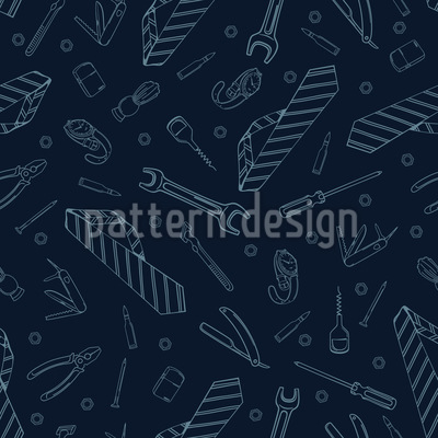 Male Subjects Vector Pattern