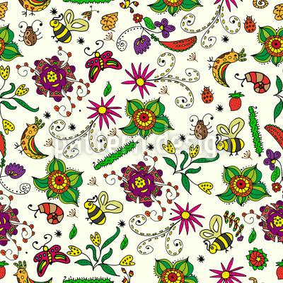 Sommer-Blüten-Wiese Rapport
