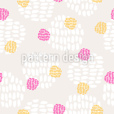 Confetti And Yeah Vector Pattern