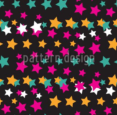 All Stars Pattern Design