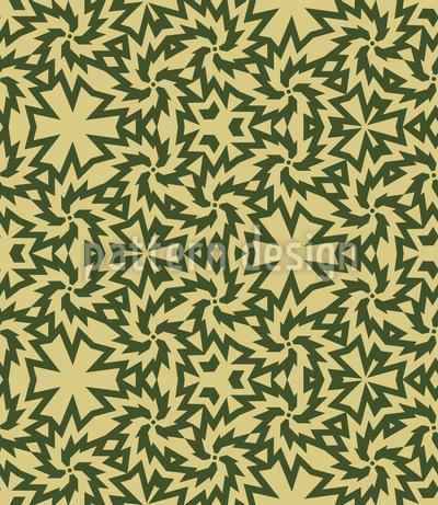Flottes Camouflage Vektor Ornament