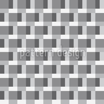 Mosaik Maschen Rapportiertes Design