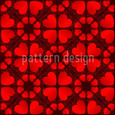 Heart Shapes Vector Design