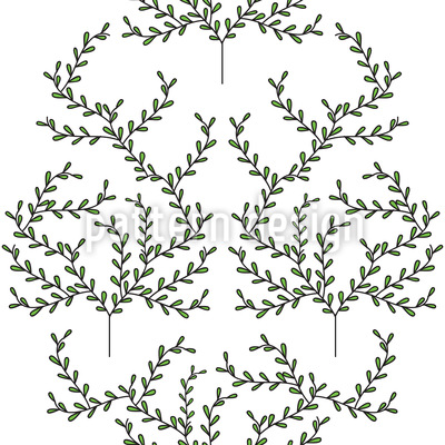 Delicate Trees Vector Design