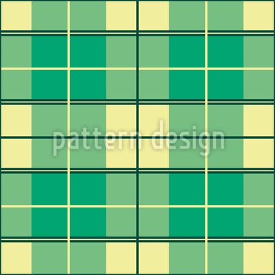 Summer Square Vector Pattern