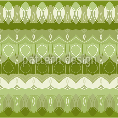 Inside Stripes Seamless Vector Pattern
