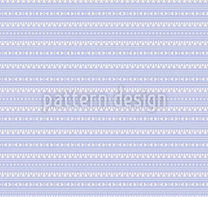 Aztekische Dekoration Nahtloses Vektor Muster