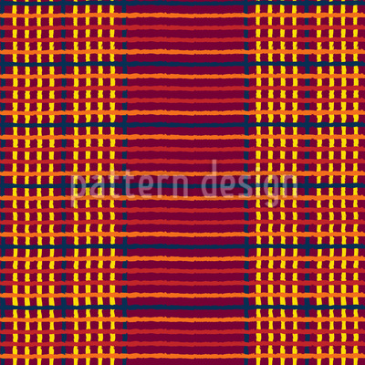 Loose Weave Vector Design