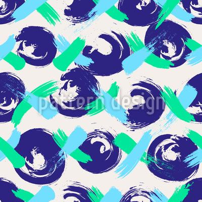 XOXO Repeat Pattern