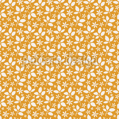 Blumen in der Sonne Vektor Design