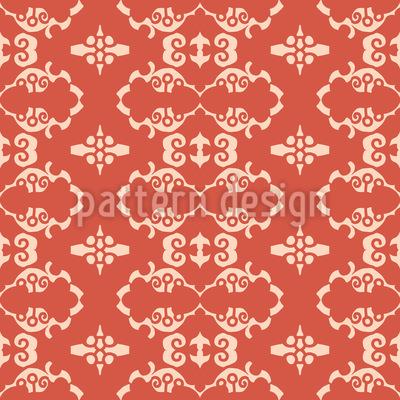 Schmeichelnde Streifen Vektor Muster