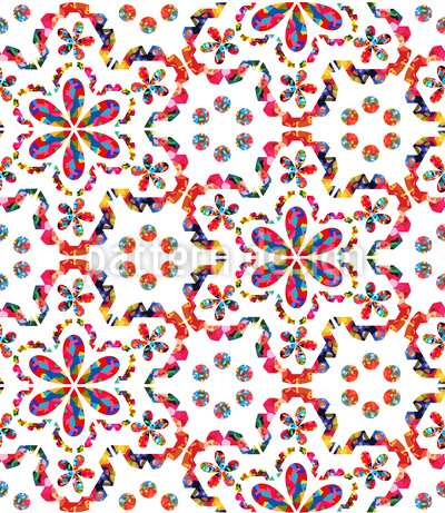 Hippie Vision Design Pattern