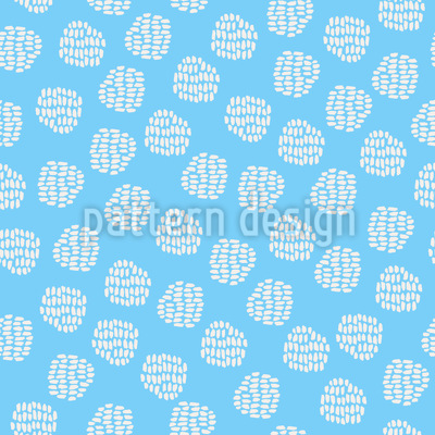 Seems Like Snowing Seamless Vector Pattern