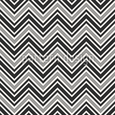 Art Deco Chevron Vector Design
