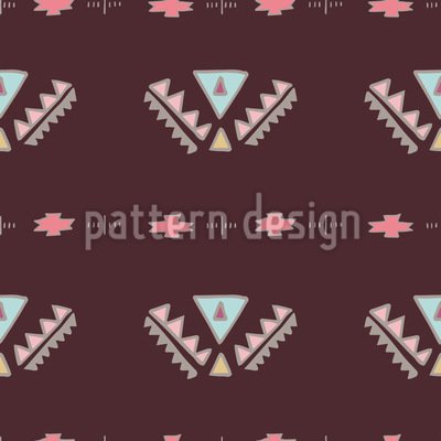 Boho Patch Musterdesign