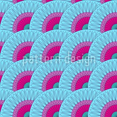 Exotic Fan Pattern Design