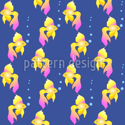Fairytale Goldfish Design Pattern