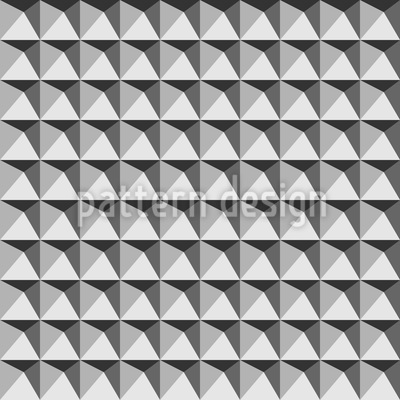 3D Pyramids Repeating Pattern
