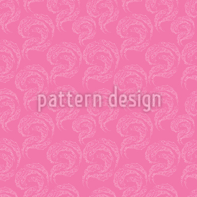 Ornate Waves Design Pattern
