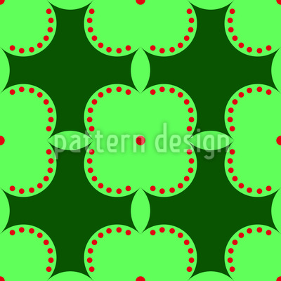 Secret Beauty Of Apples Vector Design