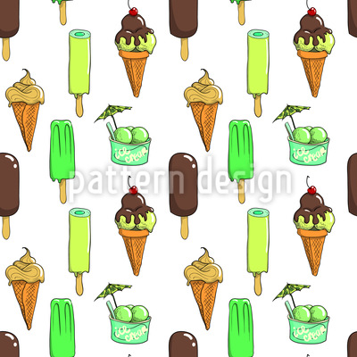 Ice Cream Dream Design Pattern