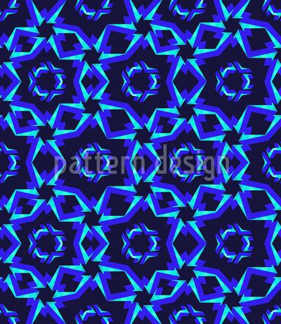 Vibrant Geometry Vector Design
