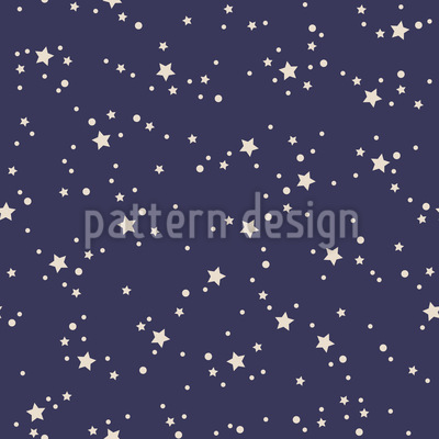 Night Sky Pattern Design