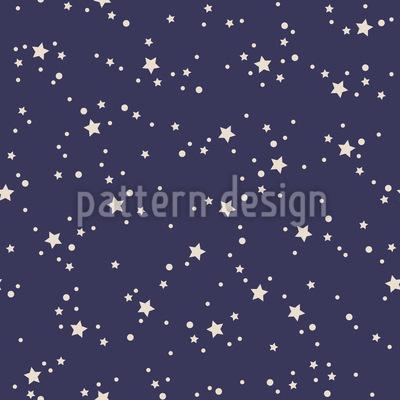 Ciel Nuit Motif Vectoriel Sans Couture