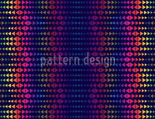 Digitale Dreiecke Designmuster