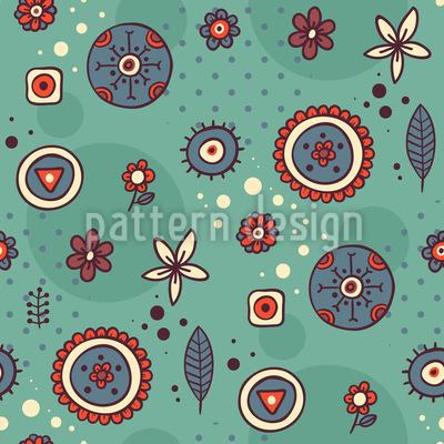 Doodle Cringeling Pattern Design