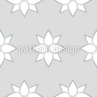 Abstract Flowers with Effect Design Pattern