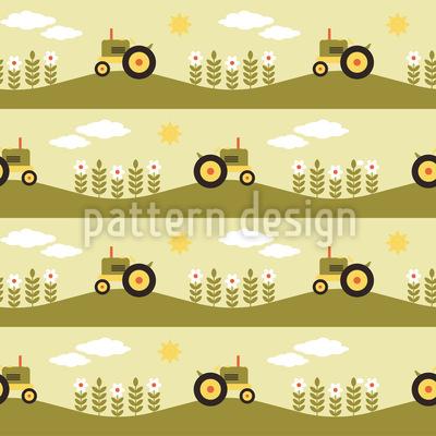 Traktor Routen Designmuster