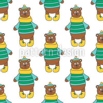 Bären Umarmung Designmuster